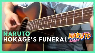 getlinkyoutube.com-Naruto - Hokage's Funeral (Guitar Cover)