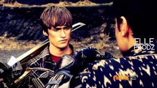 getlinkyoutube.com-►Jayden/Lauren | All I Need (Power Rangers Samurai)
