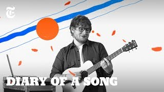 Ed Sheeran's 'Shape of You': Making 2017's Biggest Track | NYT - Diary of a Song width=