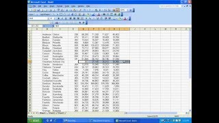 Copy PDF Text to Excel Spreadsheets