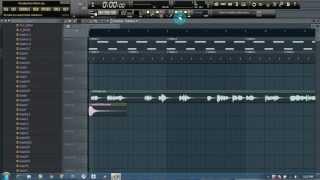 Soul Effect - Doing Deep House Using Fl Studio
