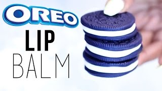 getlinkyoutube.com-Oreo Lip Balm