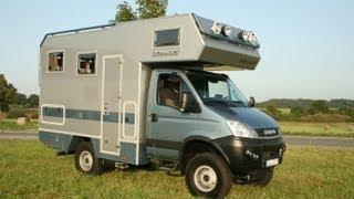 getlinkyoutube.com-4x4 bimobil EX 358 overland campervan Iveco