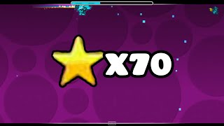 getlinkyoutube.com-¡Estrellas gratis en Geometry Dash! #3 (70★) (PARCHEADO)