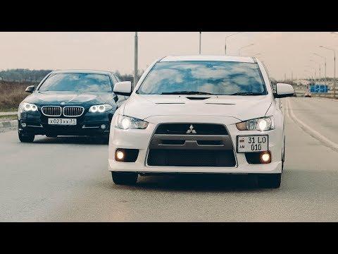 ОН КАК НОВЫЙ! Последний ВВЕЗЕННЫЙ Mitsubishi Lancer EVOLUTION X !!!