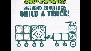 getlinkyoutube.com-Bad Piggies: TRUCK YEAH! - For Weekend Challenge 10 May 2014