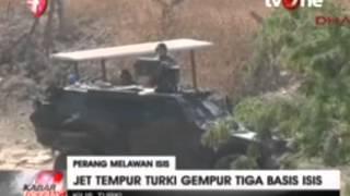 getlinkyoutube.com-Seruuu !!! Jet tempur TURKI serang 3 BASIS ISIS 9 isis TEWAS - Berita Terbaru Hari Ini 25 juli 2015