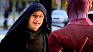 getlinkyoutube.com-The Flash 1x11 Flash vs Pied Piper