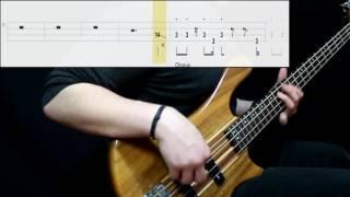 getlinkyoutube.com-Jamiroquai - Runaway (Bass Cover) (Play Along Tabs In Video)