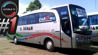 getlinkyoutube.com-Autobus TV - Bis BUDIMAN 3E133 - part1