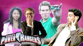 getlinkyoutube.com-Power Rangers Dino Super Charge Outtakes