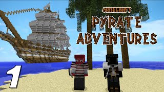 getlinkyoutube.com-MINECRAFT - Pirate Adventures (EP 1)