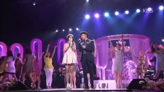 getlinkyoutube.com-[HIT] 열린음악회 - 민아(Minah)&에릭남(Eric Nam) - Marry You.20150329