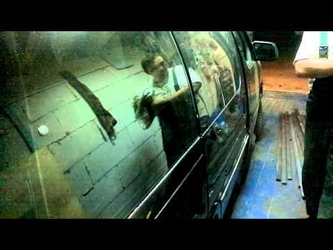 Электропривод сдвижной двери Chevrolet Lumina APV 3,8 SSE-i