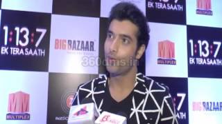 SHARAD MALHOTRA Happy For His Transformation | Trailer & Music Launch Ek Tera Saath 1:13:7