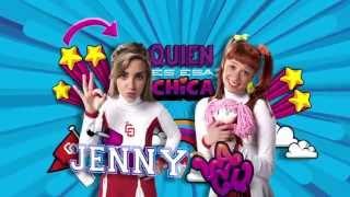 getlinkyoutube.com-Jenny y Danny - La CQ Promo (Oficial)