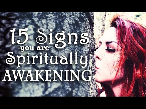 15 Signs You Are Spiritually Awakening ~ The White Witch Parlour
