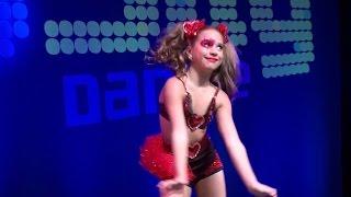 getlinkyoutube.com-Mackenzie Ziegler solo 'Boom Boom' | Dance Moms Season 5 Episode 3