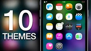 getlinkyoutube.com-NEW Top 10 BEST iOS 9 & iOS 8 Cydia WinterBoard Themes For iPhone & iPod