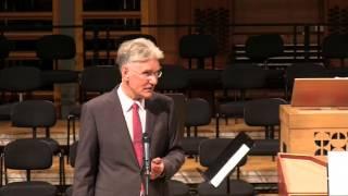 Bachwoche 2015 Werkstattkonzert »Himmelfahrts-Oratorium«