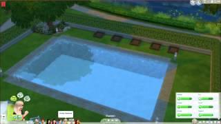 getlinkyoutube.com-The Little Mermaid: Sims 4 Let's Play Part 1