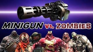 getlinkyoutube.com-Dead Trigger 2 MINIGUN Mk10 vs. Zombies HD