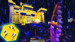 getlinkyoutube.com-Minecraft: LUCKY BLOCKS SKY CASTLE WARS 2v2 Mods! Mini-Game Challenge PVP Modded!