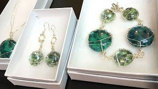 getlinkyoutube.com-Turn Dollar Tree Glass Stones into Fine Jewelry