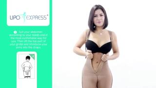 How to use your Bodyshaper
