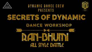 getlinkyoutube.com-DYNAMIC DANCE CREW SHOWCASE | RAN-BHUMI 2016