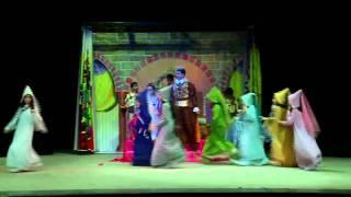 getlinkyoutube.com-مسرحية الأميرة النائمة -  Sleeping Princess Show