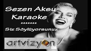 Sezen Aksu Ah İstanbul Karaoke