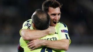 getlinkyoutube.com-Tout les buts de la ligue des champions 2016