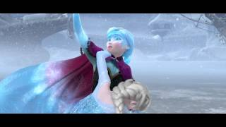 getlinkyoutube.com-Frozen Anna Dan Permaisuri Salji (An Act of True Love-Bahasa Malaysia-Malay)