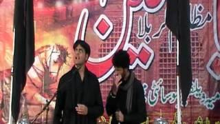 Jo Ghulaam e Rasool Hota Hai -- 2nd Moharram Raat 2011-12 Macerata ITALY