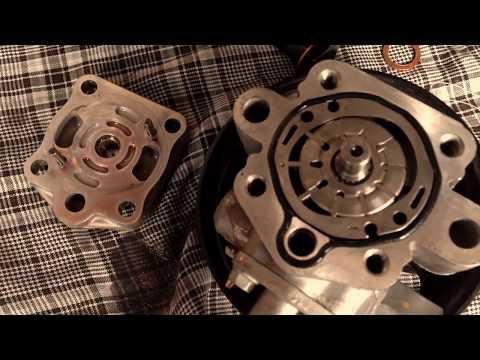 Ремонт гидроусилителя руля Hyundai Tucson. Завыл насос ГУР, что делать?
