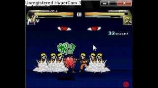 getlinkyoutube.com-Sasuke vs naruto (MUGEN) y (links de los chars)
