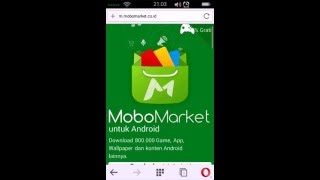 getlinkyoutube.com-How To Install Mobomarket by indra
