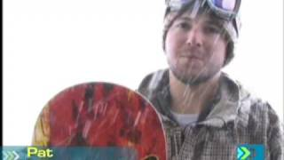 Skate Banana Lib Tech Banana Skate BTX Snowboard Review Board Insiders