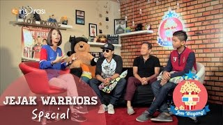 getlinkyoutube.com-#JomWayang: Jejak Warriors Special.