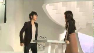 [CF] ShinMinAh & SongJoongKi LG-XNOTE P210 MakingFilm 2011