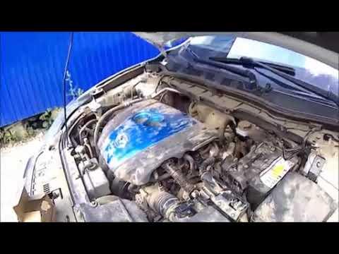 Где в Mazda CX-3 датчик массового расхода воздуха