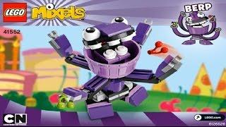 getlinkyoutube.com-LEGO  MIXELS  SERIES  6  MUNCHOS  BERP  41552  -  Лего  Миксели  6 серия  МАНЧОС  БЕРП