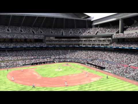 MLB® 12 THE SHOW™ - Marlins Park Trailer