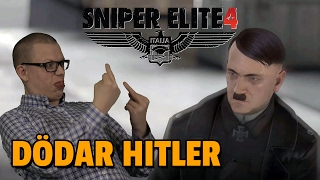 getlinkyoutube.com-DÖDAR HITLER | Sniper Elite 4