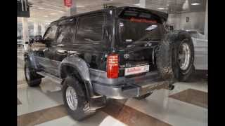getlinkyoutube.com-1995 TOYOTA LAND CRUISER 80 4.2 DIESEL VX LIMITED in Khabarovsk Russia - AutoDealerPlaza.com