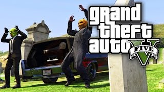 getlinkyoutube.com-GTA 5 Online - HALLOWEEN SLASHER HIDE AND SEEK MODE! (GTA V Online)