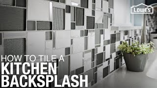 getlinkyoutube.com-How to Tile a Kitchen Backsplash