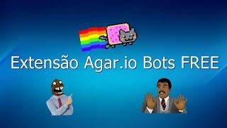 getlinkyoutube.com-Extensão Agar.io Bots FREE (Agar.io)