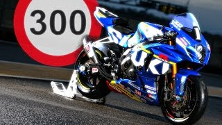 getlinkyoutube.com-SUZUKI GSX-R 1000 300km/h TOP SPEED 2016 ((BEST RIDE ))